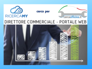 Direttore Commerciale – Portale Web