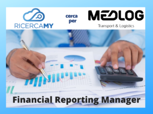 Scaduto:Financial Reporting Manager