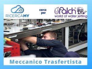 MECCANICO MANUTENTORE/ MECCATRONICO (m/f/d)
