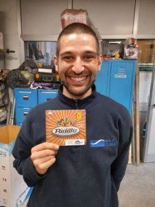Anche Matteo ha trovato lavoro grazie a Ricercamy!