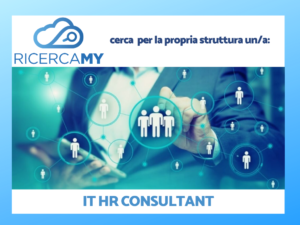 Read more about the article Scaduto:IT HR Consultant