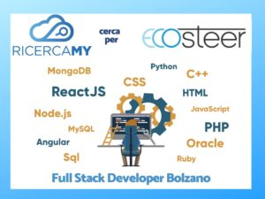 Read more about the article Full Stack Developer Bolzano