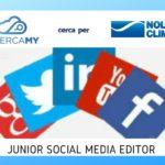 Junior Social Media Editor – Part Time