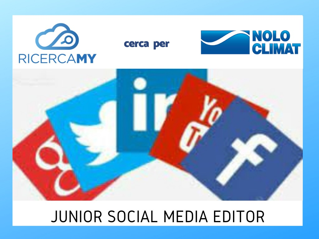 You are currently viewing Junior Social Media Editor – Part Time