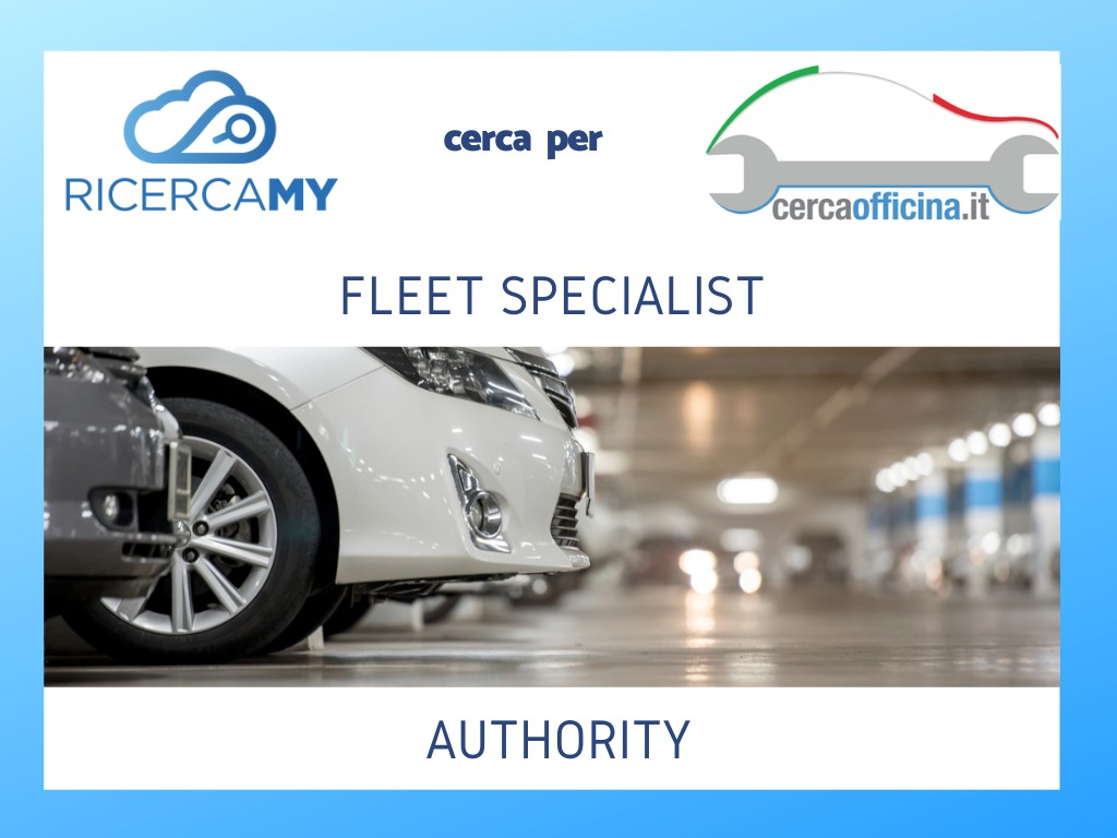 You are currently viewing Fleet Specialist – Authority