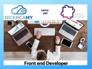 Read more about the article Front end Developer