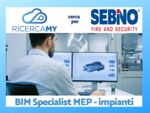 Read more about the article BIM Specialist MEP – impianti