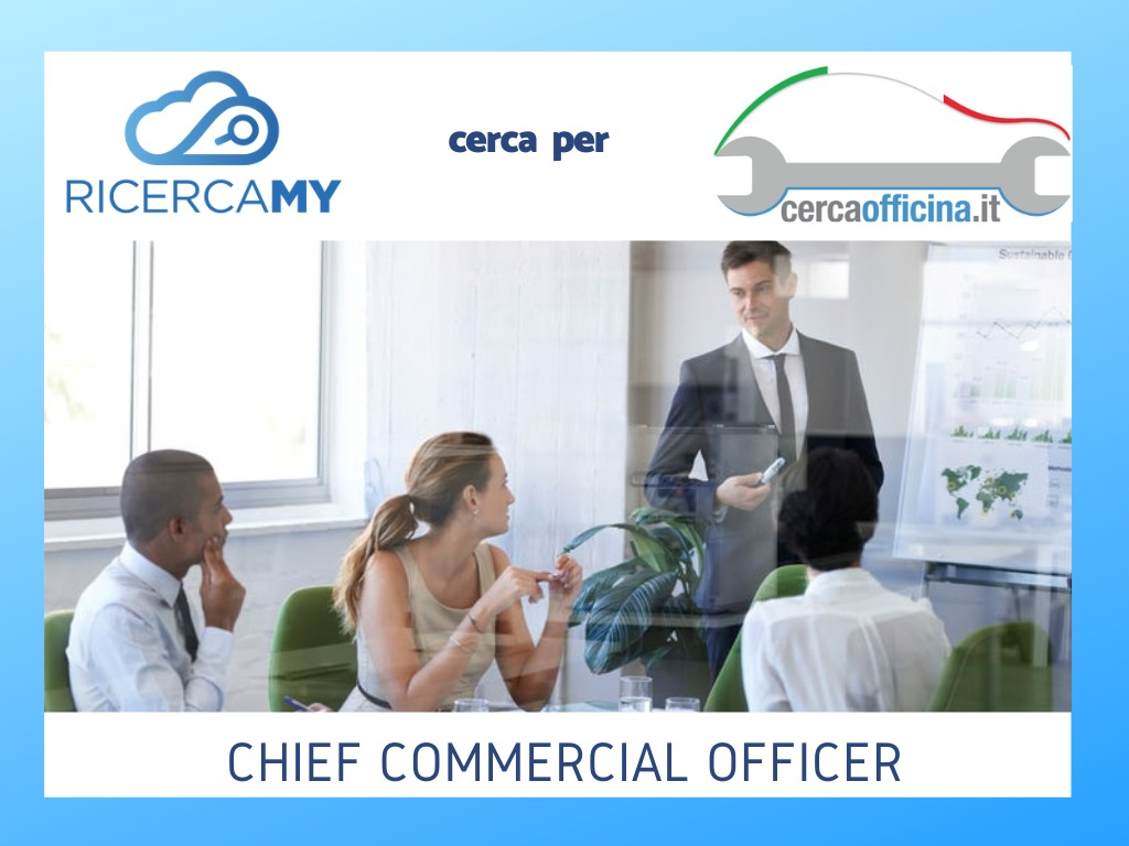 You are currently viewing Chief Commercial Officer – Settore Digital