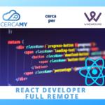 React Developer – Full Remote
