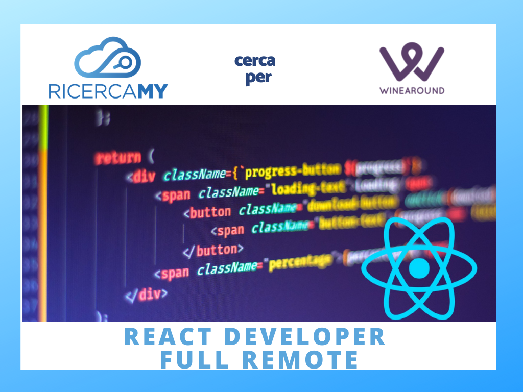 You are currently viewing React Developer – Full Remote
