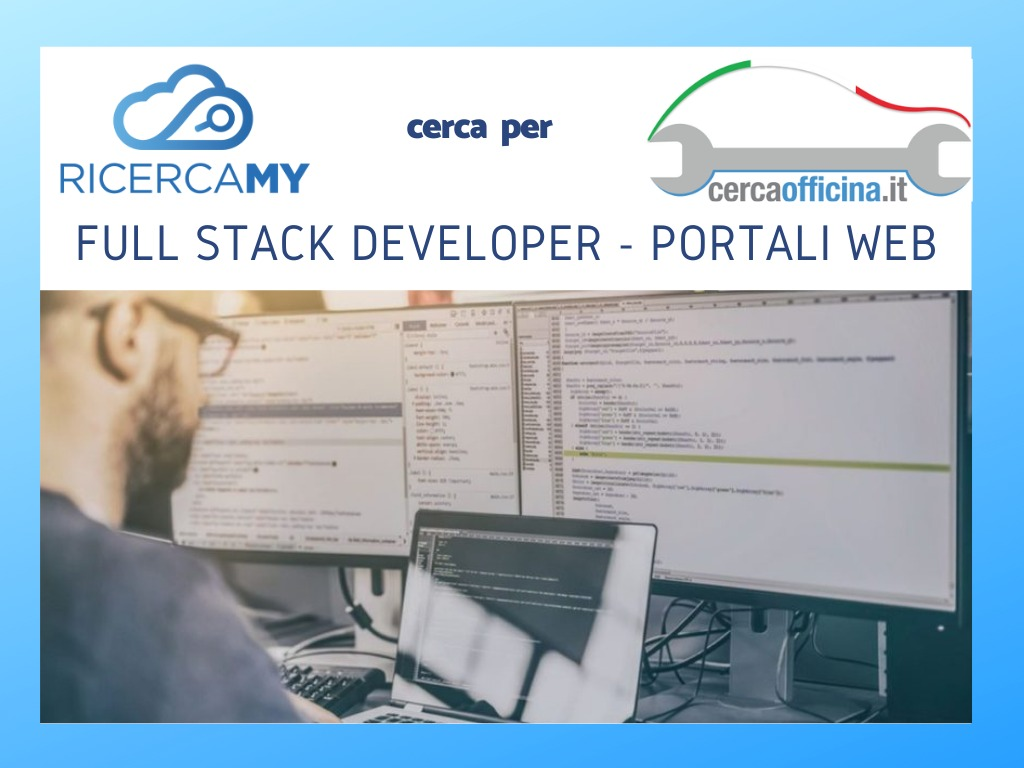 You are currently viewing Full Stack Developer – Portali Web