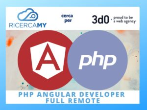 Read more about the article PHP Angular Developer Full Remote