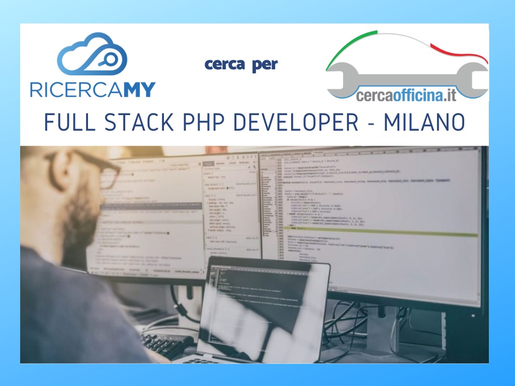 You are currently viewing Full Stack PHP Developer