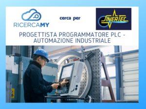 Read more about the article PROGETTISTA PROGRAMMATORE PLC
