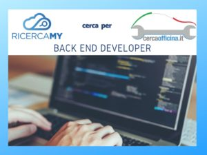 Read more about the article Back End Developer