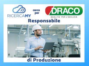 Read more about the article Responsabile di Produzione (Tribiano)